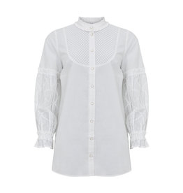 Coster Copenhagen Blouse Emmy white Coster
