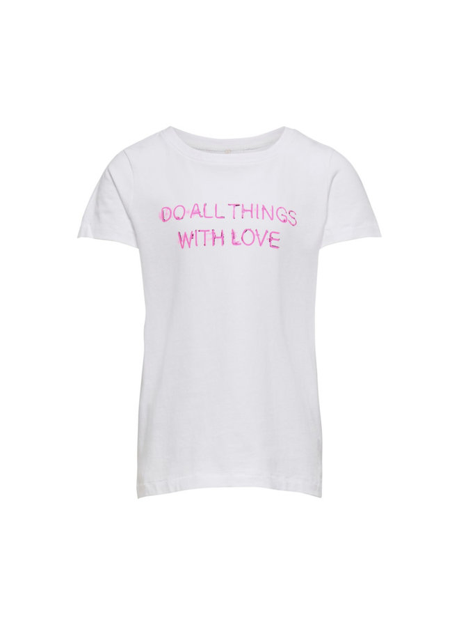 THE LOVE THING TEE