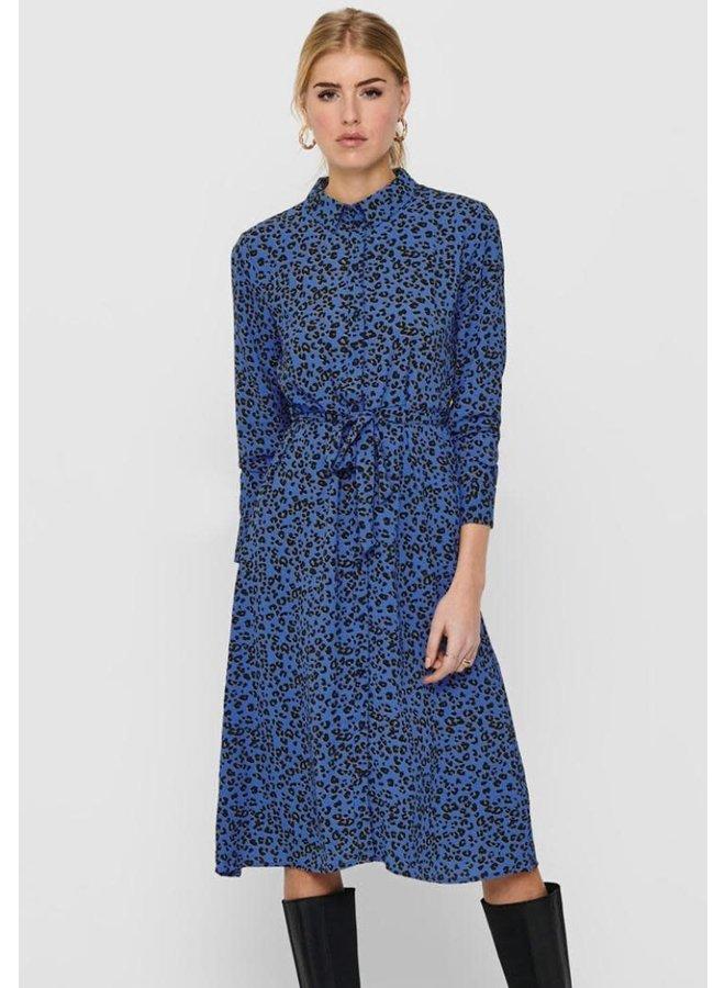 DRESS PIPER BLUE