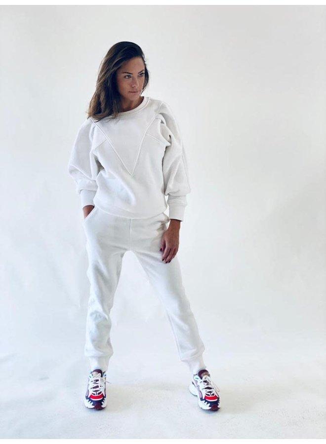 JOGGING PANTS SEVEN WHITE