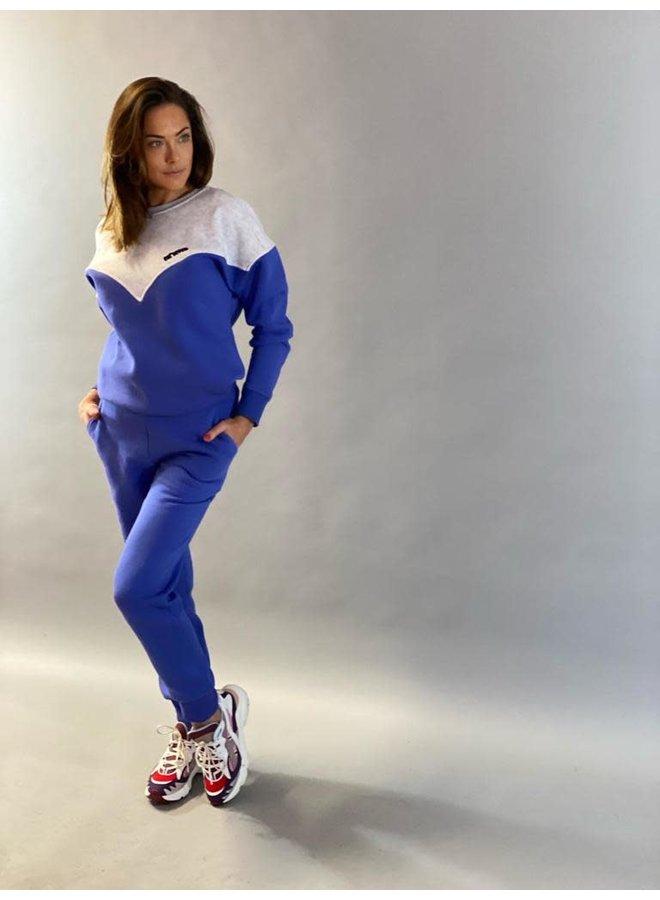 JOGGING PANTS SEVEN BLUE