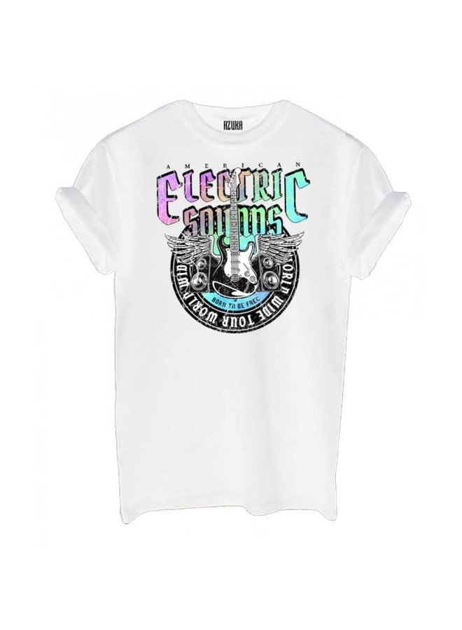 T-SHIRT ELECTRIC SOUND NORMAL