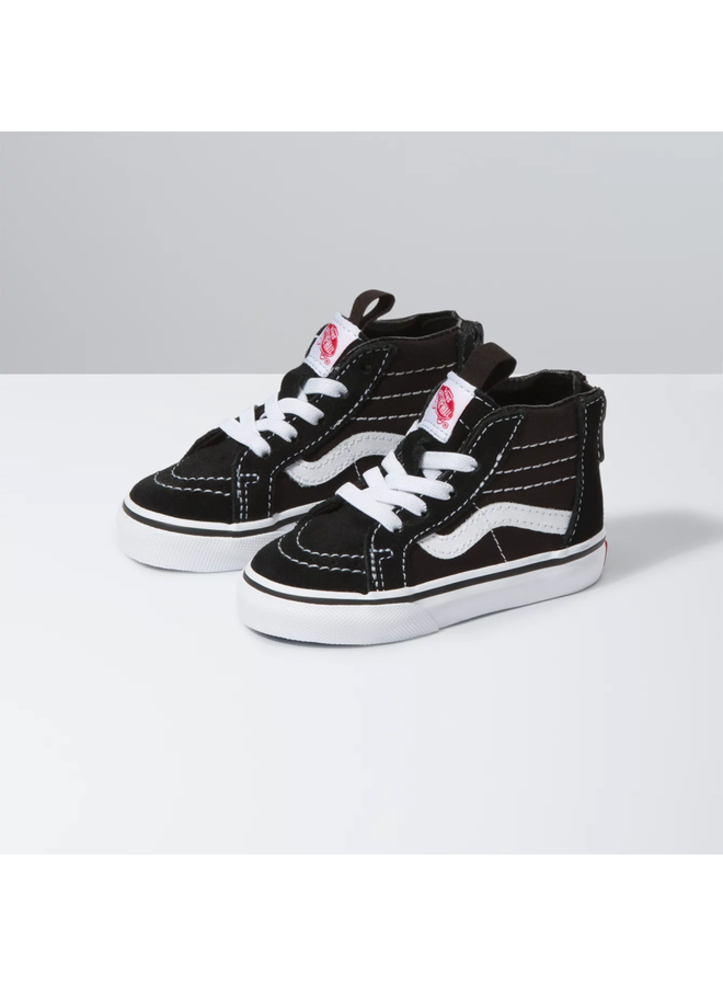 SK8-HI ZIP BLACK/WHITE