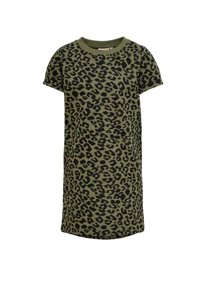 T-SHIRT DRESS SUZY