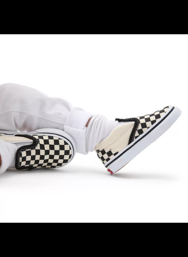 CLASSIC SLIP-ON CHECKBOARD  KIDS