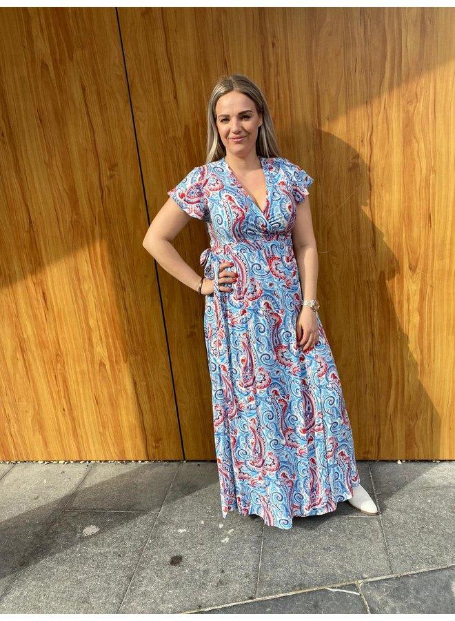 DRESS SABRINA WRAP