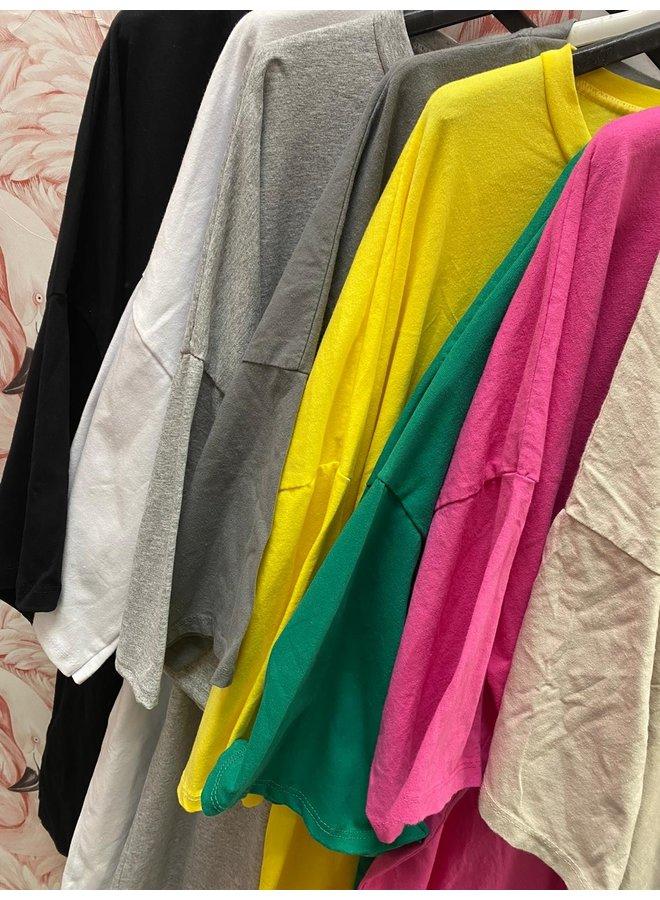 T-SHIRT DRESS ANNA