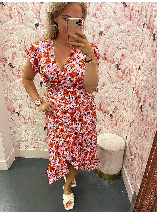 DRESS SUNNY FLOWER