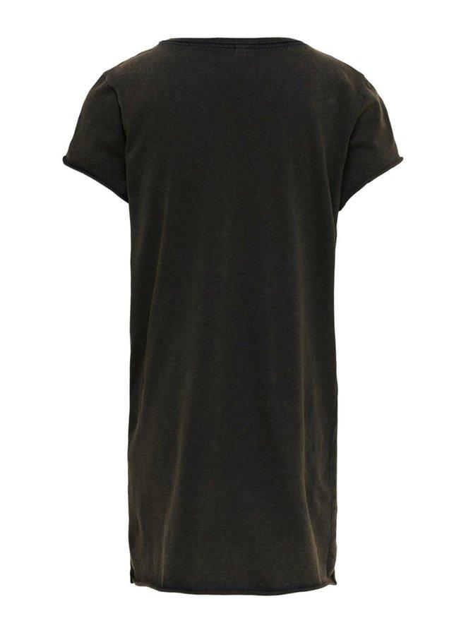 T-SHIRT DRESS LUCY
