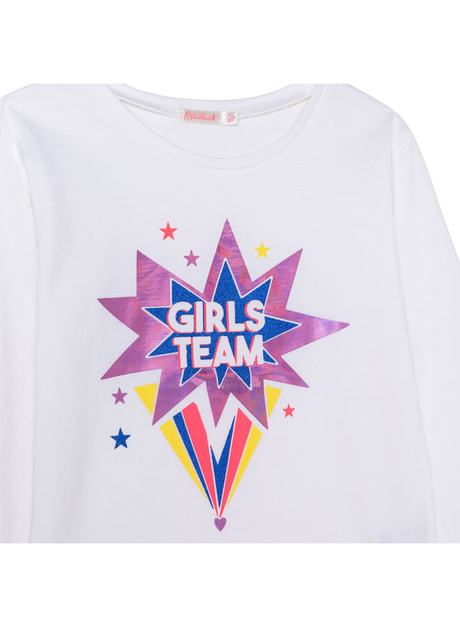 TEE-SHIRT GIRLS