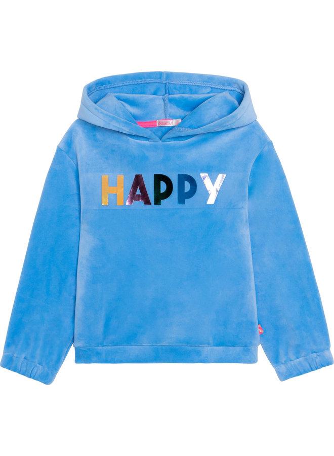 SWEATER HAPPY