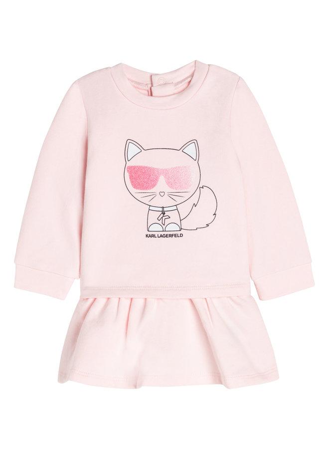 DRESS PINK CAT