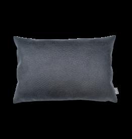 Kussen argenta blauw grijs