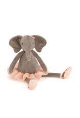 Knuffel dansende olifant