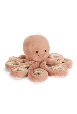 Knuffel Odell octopus large
