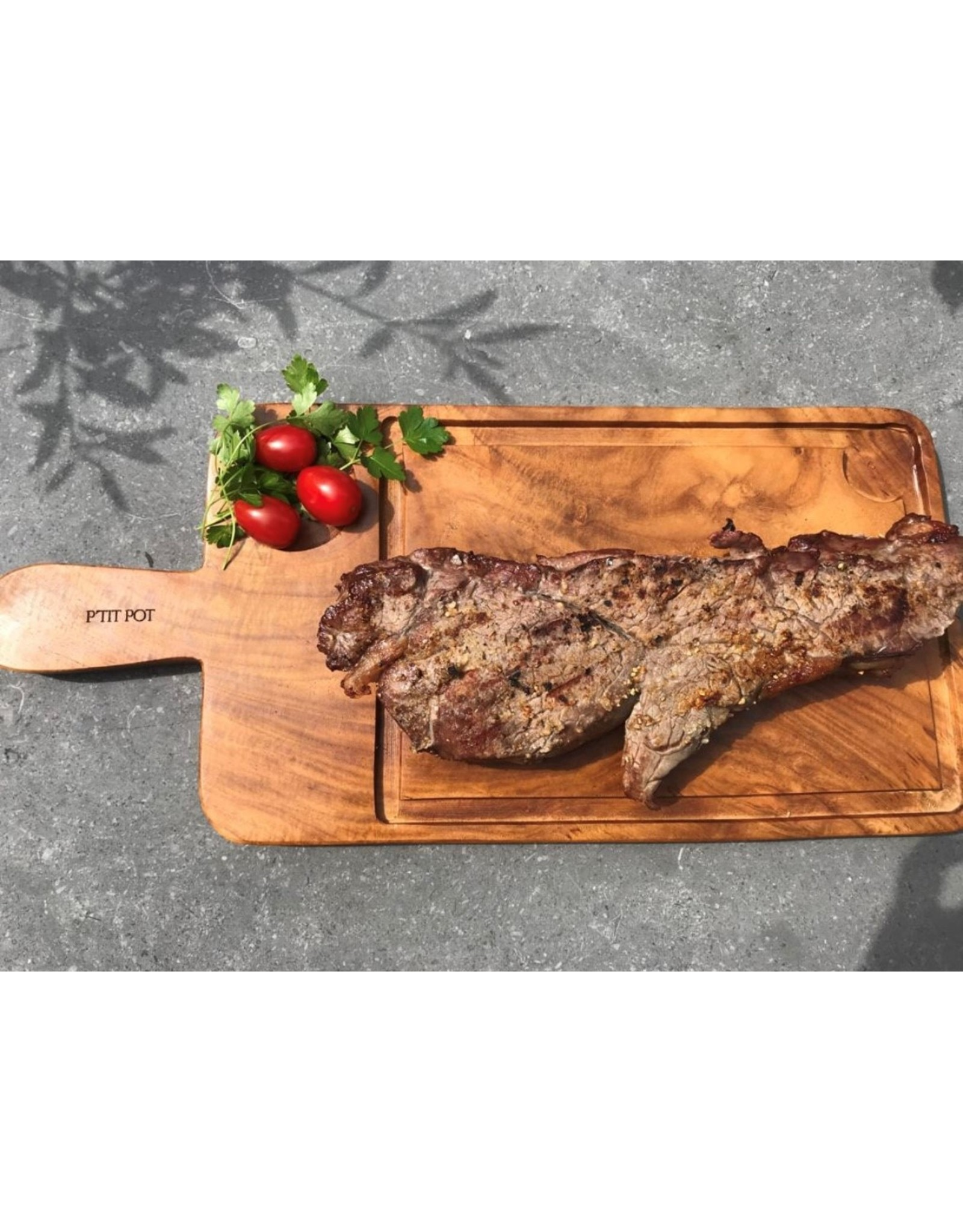 BBQ plank