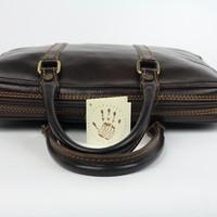 Vera pelle- Genuine leather - Echt leer