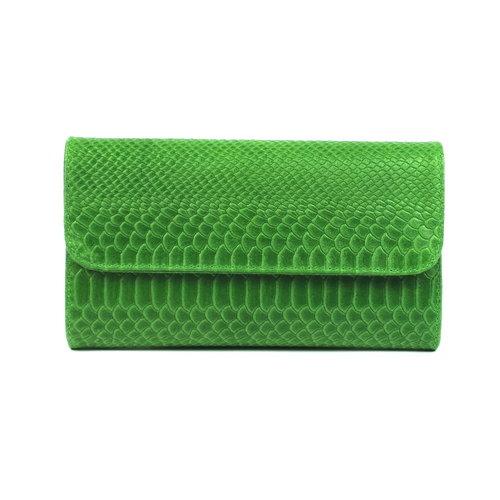 Groene clutch slang
