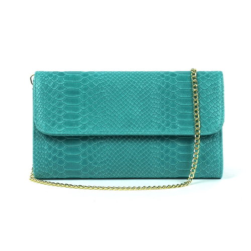 Turquoise clutch slang