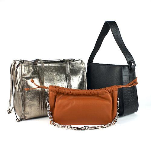Nieuwe collectie tassen