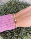 Karma Karma Spiral Armband -  meerkleurig
