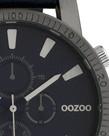 Oozoo Timepieces Oozoo Horloge C10065 Zwart