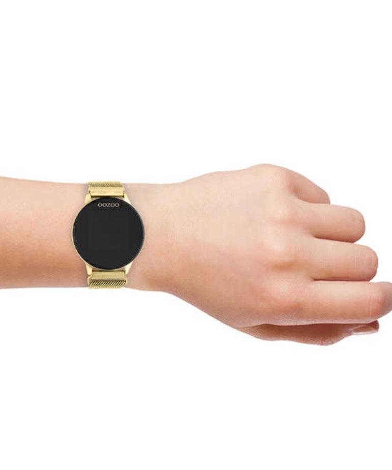 Oozoo Timepieces Oozoo Smartwatch Q121 Goud
