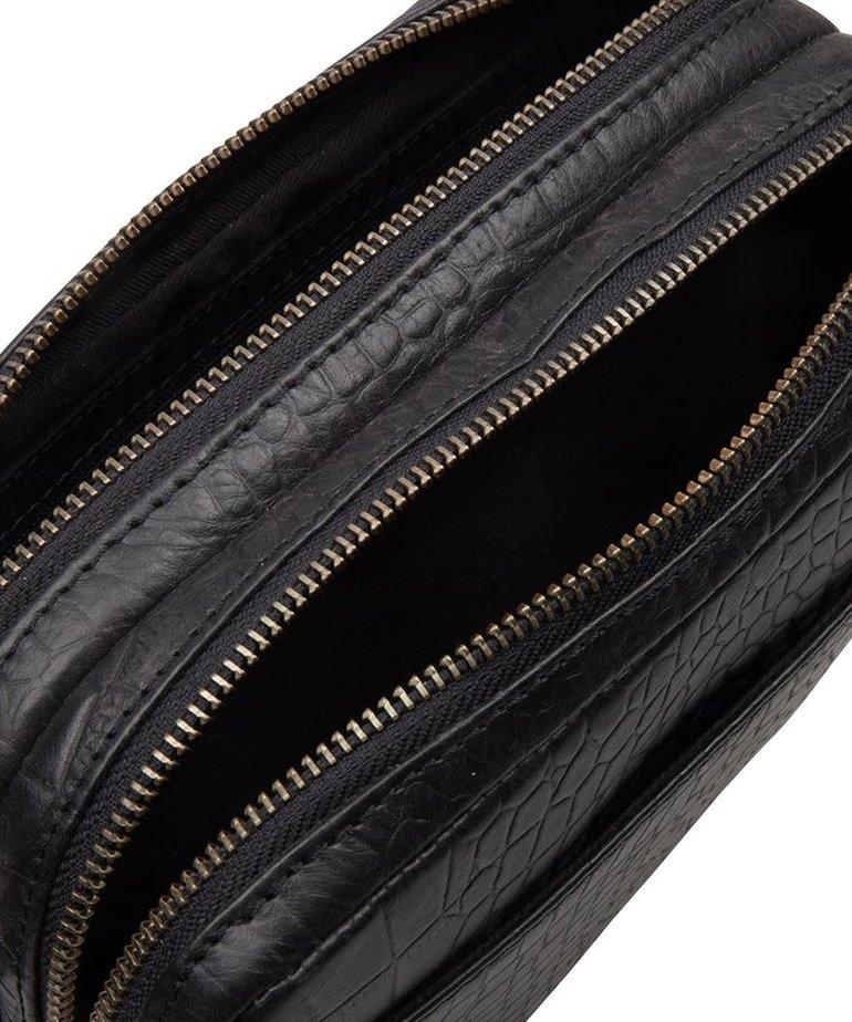 Cowboysbag Cowboysbag, Bobbie, 106 Croco Black
