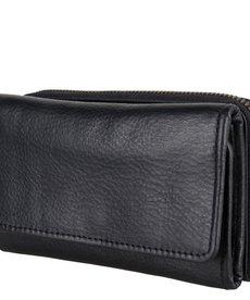 Cowboysbag Purse Garnet Black