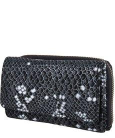 Cowboysbag Purse Garnet Snake Black/White