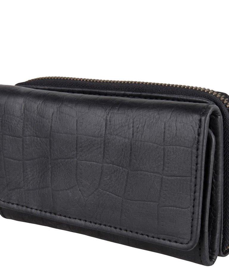 Cowboysbag Cowboysbag, Purse Garnet, Croco Black