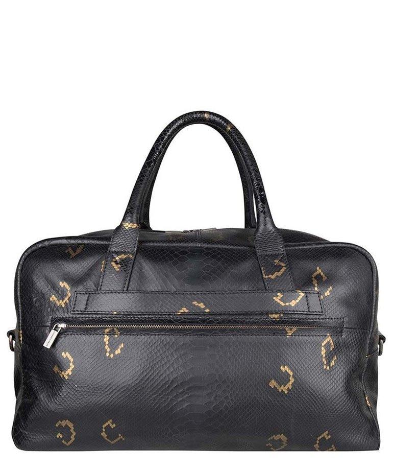 Cowboysbag Cowboysbag, Weekender Sunstone, Black/Gold