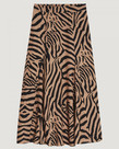 Catwalk Junkie Catwalk Junkie Skirt El Tigre Sheer