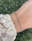 Zag Bijoux Zag Bijoux Armband Zilver Fijn Grof