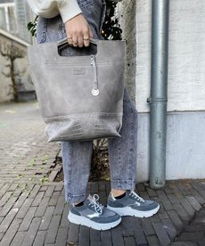So Dutch Bags So Dutch Bags, Handtas Lichtgrijs