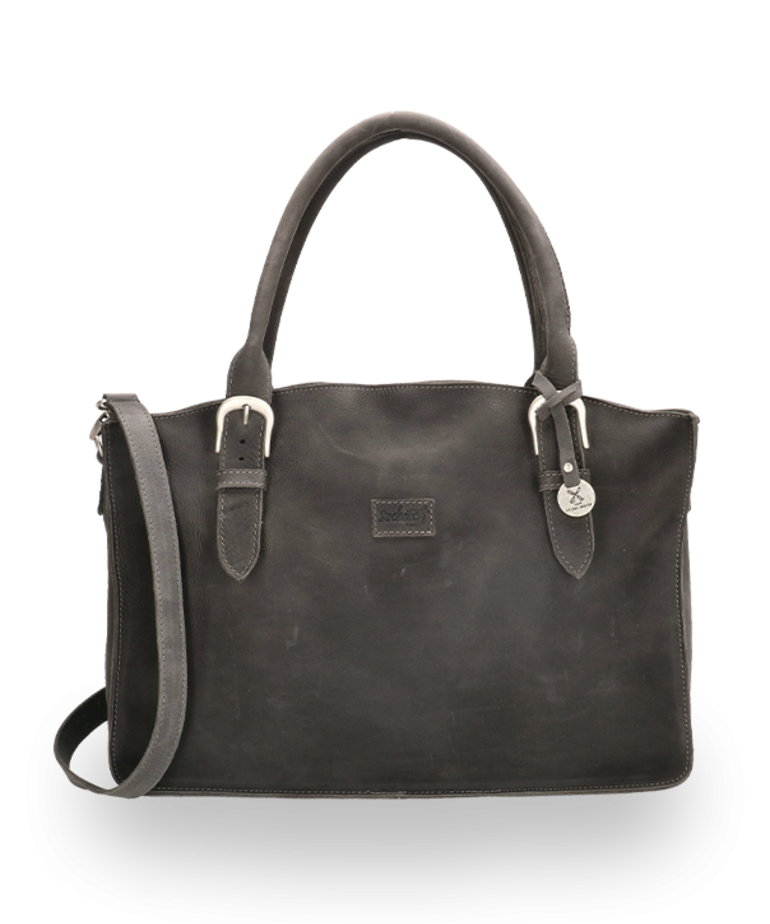 So Dutch Bags So Dutch Bags Laptoptas #09 Night Grey