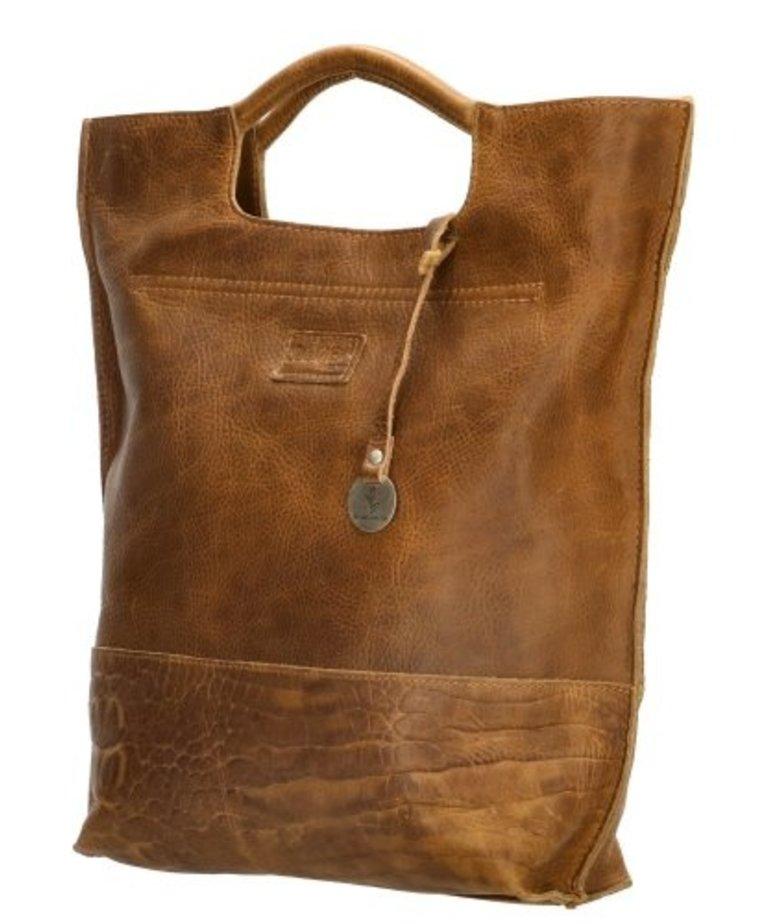 So Dutch Bags So Dutch Bags Handtas #08 Cognac