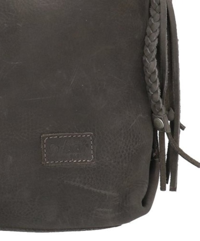 So Dutch Bags So Dutch Bags Handtas #03 Night Grey