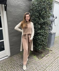 JC Sophie Gustava Trousers - Brown