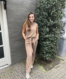 JC Sophie Gwendoline Top - Brown