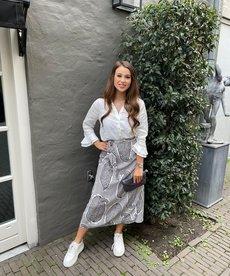 JC Sophie Giannina Skirt - Blue India