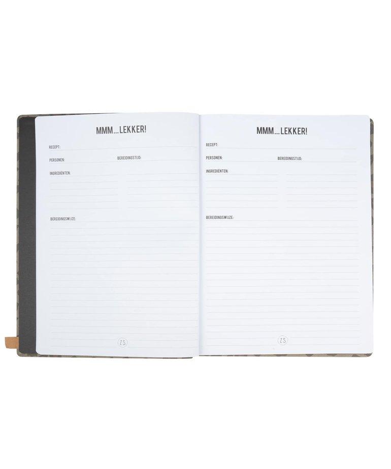 Zusss Zusss, Receptenboek - Hmm... lekker!