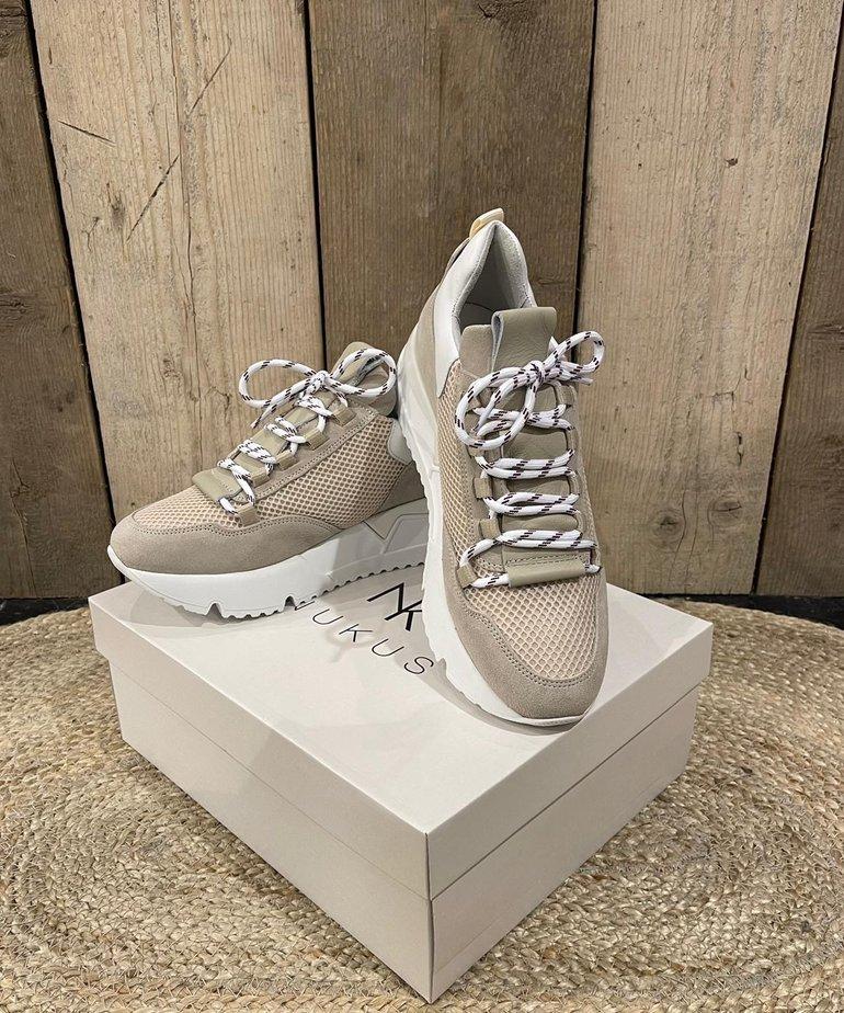 Nukus Nukus Estelle Sneaker - Sand