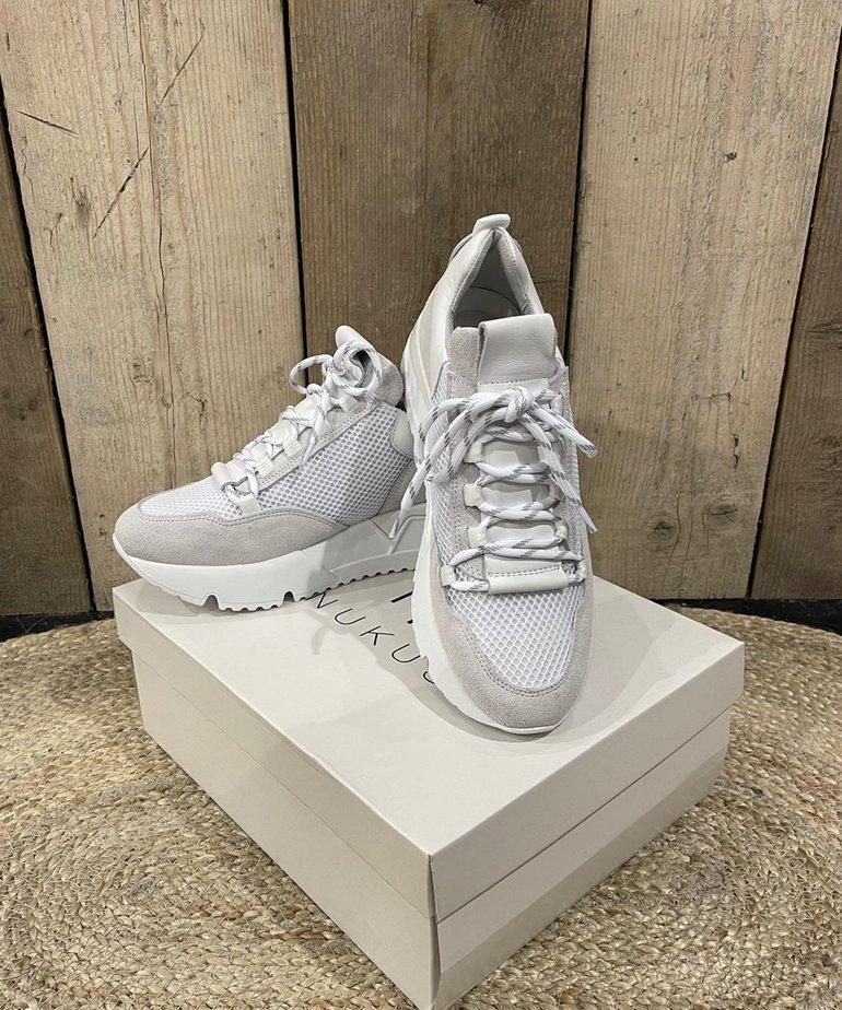 Nukus Nukus Estelle Sneaker - White