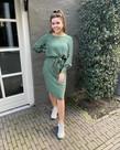 JC Sophie JC Sophie Gabi Dress - Leaf Green