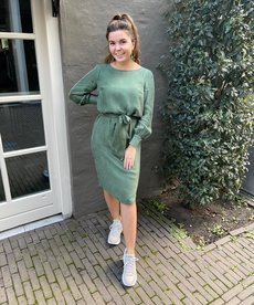 JC Sophie Gabi Dress - Leaf Green