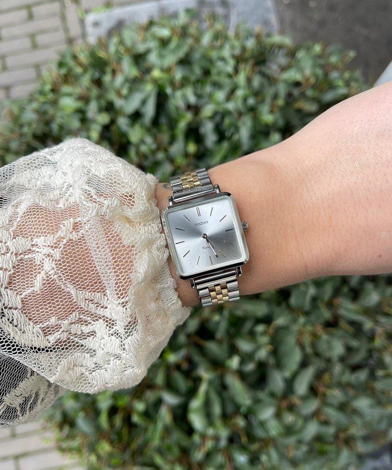Oozoo Timepieces Oozoo C9952 Zilver