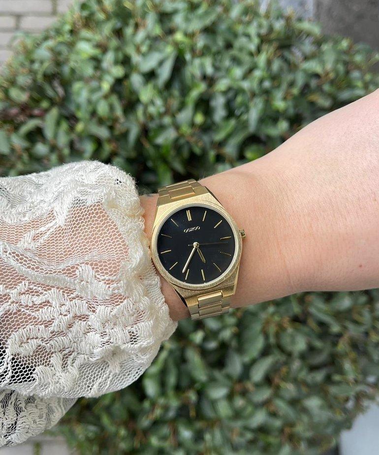 Oozoo Timepieces Oozoo C10528 Goud