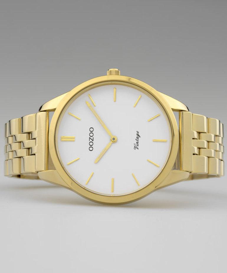 Oozoo Timepieces Oozoo C9985 - Goud
