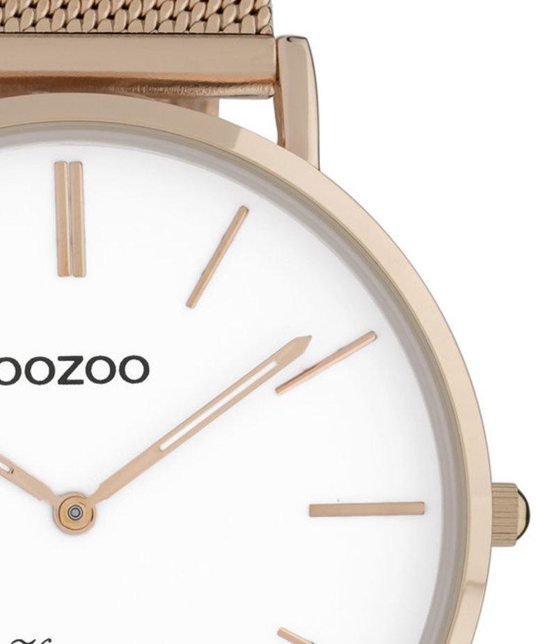 Oozoo Timepieces Oozoo C9916 - Rosé Goud